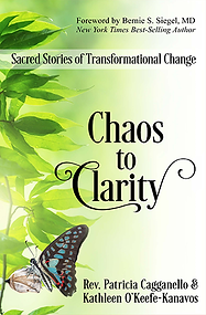 Chaos to Clarity Front Cover.png