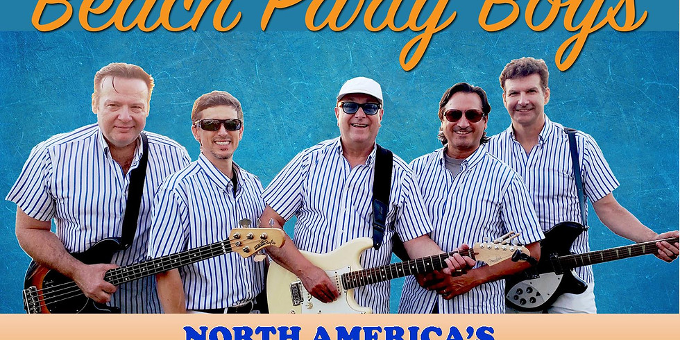 """Rockin' Oldies Show Zehnders, Frankenmuth Featuring """"Beach Party Boys"""""""