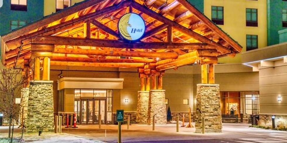 Saganing Eagles Landing Casino  2021