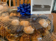 Baked goods for First Responders
