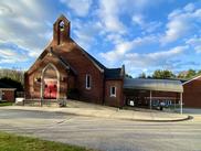 Facade of Salem United Methodist Church