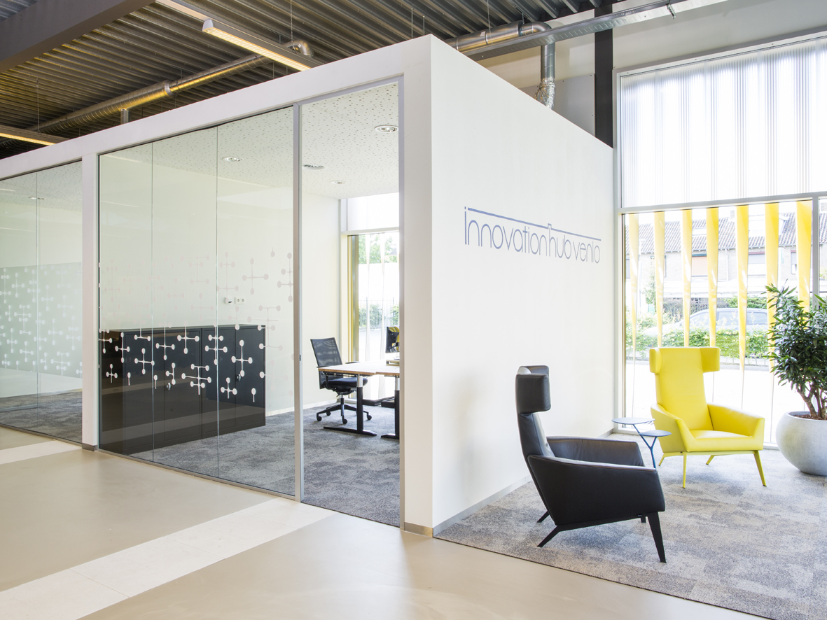 Innovation Hub Venlo Interieurontwer