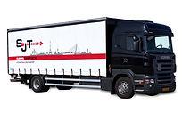 Ideaal voor sneltransporten van volume artikelen, tot maximaal 20 euro- of 16 blokpallets.