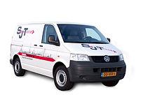 Ideaal voor sneltransporten van kleine hoeveelheden artikelen, tot maximaal 2 pallets.