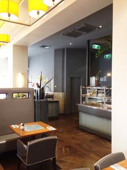 Cafe Central PKIA interieur architec