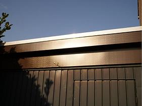 Boeiboorden garagedak vernieuwen