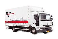 Ideaal voor sneltransporten van volume artikelen, tot maximaal 16 euro- of 12 blokpallets.