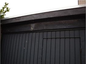 Boeiboorden garagedak vervangen