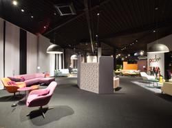 Leolux Design Center, Brussel
