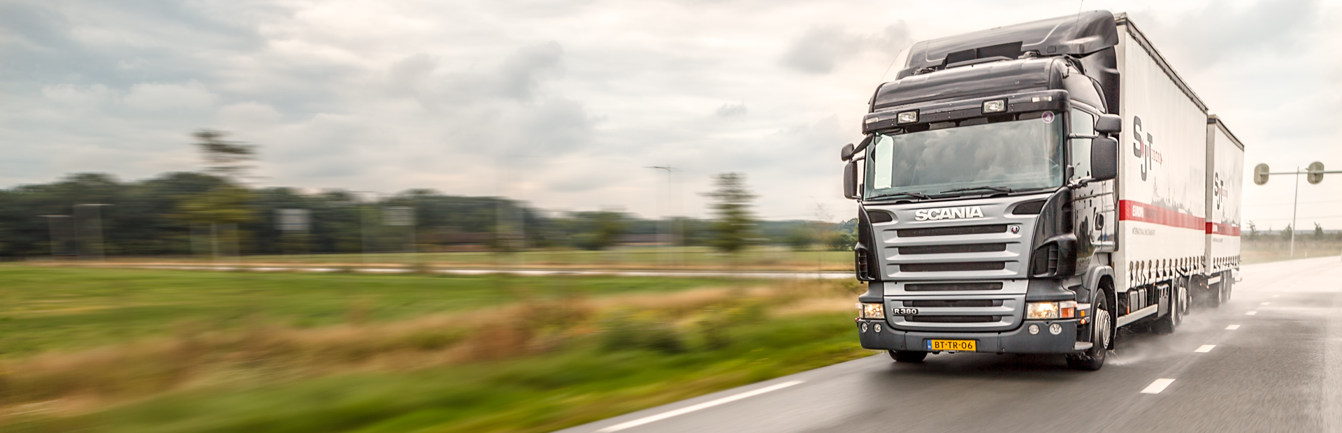 Sneltransport Venlo vrachtwagen