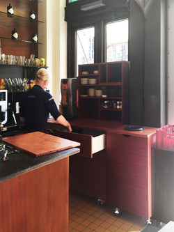 Koffiekast Cafe Central