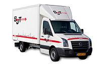 Ideaal voor sneltransporten van grotere of meerdere artikelen, tot maximaal 7 euro- of 6 blokpallets.