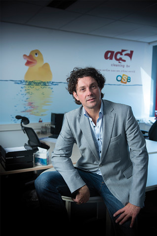 Sponsor in beeld: Xander van de Kamp van ACS