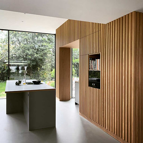architect utrecht binnen interieur keuken