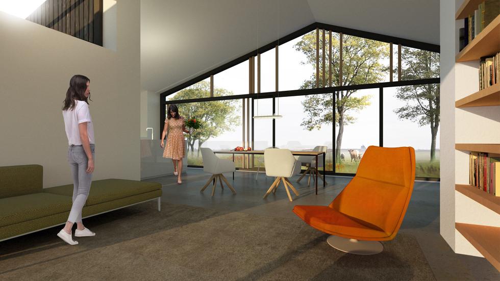 nieuw huis bouwen op eigen kavel architect