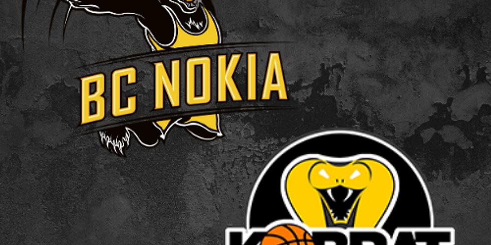 BC Nokia vs. Kobrat
