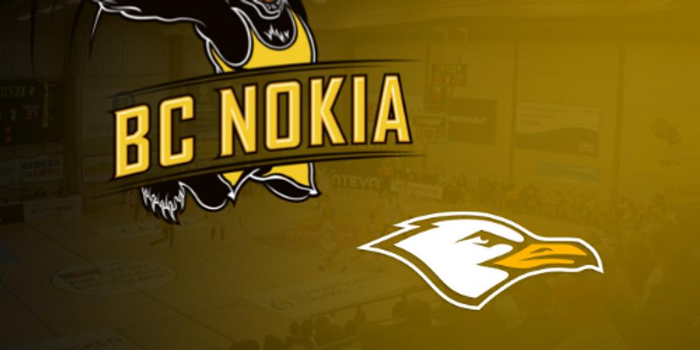 BC Nokia vs. Helsinki Seagulls