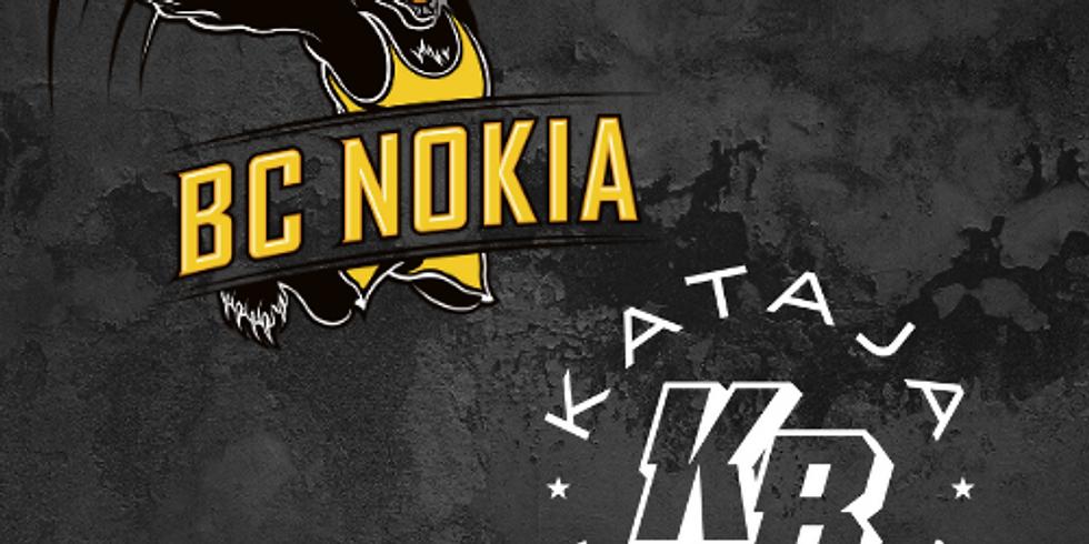 BC Nokia vs. Kataja Basket