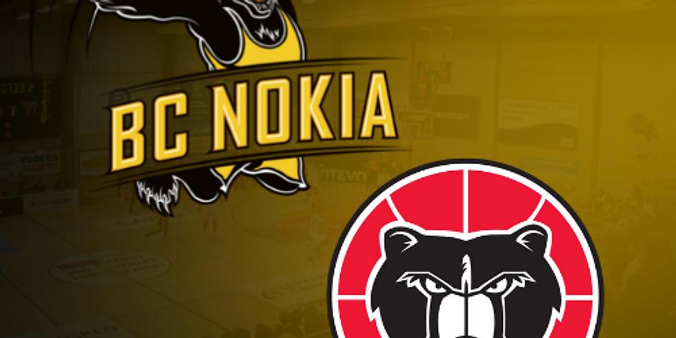 BC Nokia vs. Kouvot