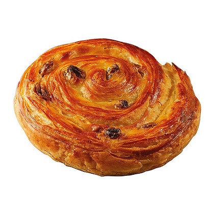 Pain raisin (croissant dough)