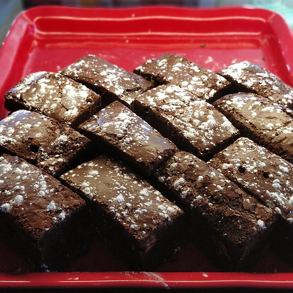 (Pack of 4) Brownie