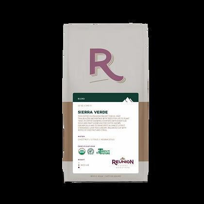 Reunion Island Sierra Verde Coffee Bag Beans 340gr