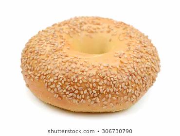 FROZEN Bagel - Sesame