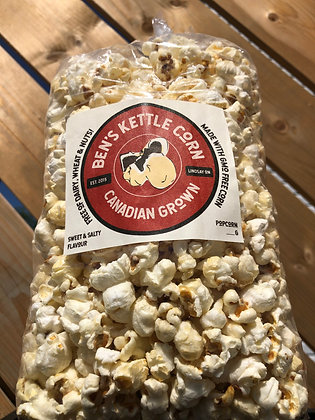 BEN'S KETTLE CORN SWEET AND SALTY