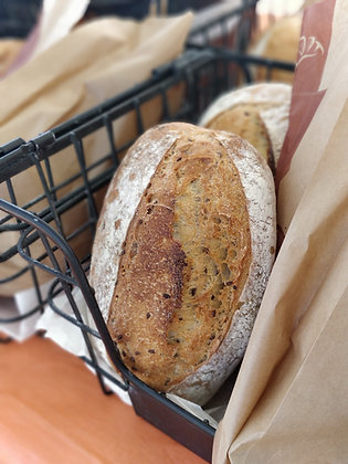 French White - Multigrain