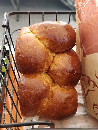 Plain Brioche Loaf