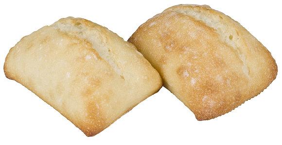 6 x Crusty dinner rolls