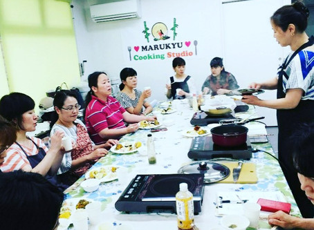 モイスティーヌ鹿児島主催のお料理教室を開催