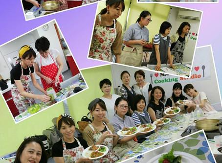 モイスティーヌ鹿児島のお料理教室