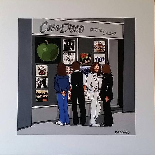 Casa Disco...Beatles