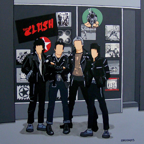 Rock the Clashbah