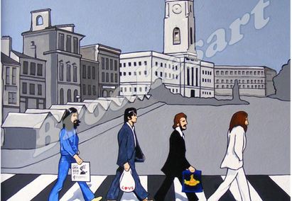 when The Beatles came to Barnsley