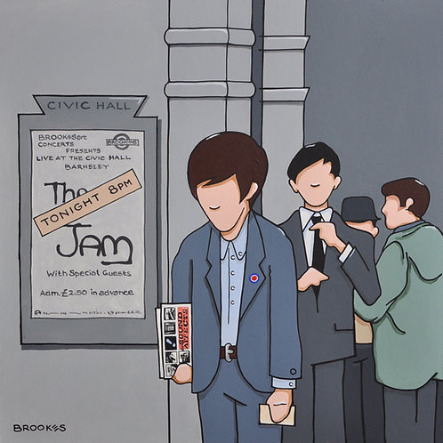 The Jam at The Civic