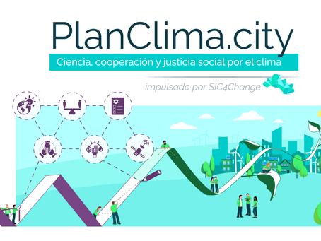 PlanClima.city, nueva apuesta de SIC4Change ante la emergencia climática