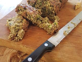 Almond bread: