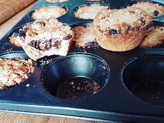 Gluten free, vegan and nearly sugar free Mince Pies