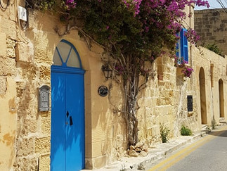 A week in Malta exploring healthy plant based eating.