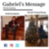 Nicole Wong Chong and Seth Escalante - Gabriel's Message