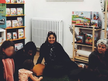 Salone Off 2019 - Playing Time w/ parents