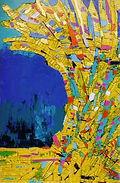 Music Paintings by Caroline Tate