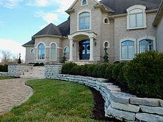 Residential landscape & maintenance