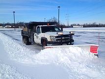 Snow removal, plow salt