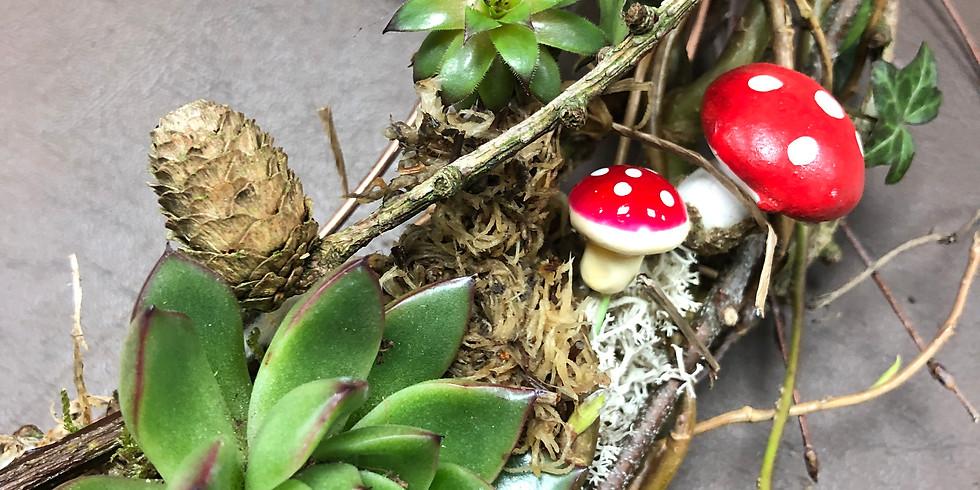 Contemporary Wreath Workshop