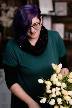 Heidi Isle of Man florist