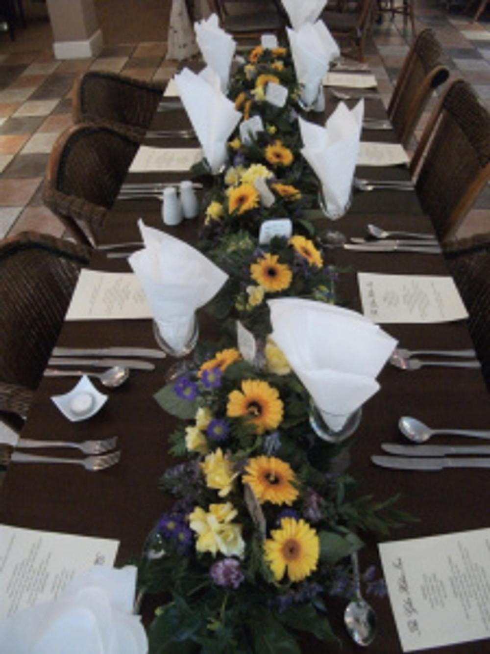Table Centre