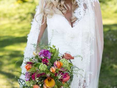 Wedding Trends 2013 – Colourful